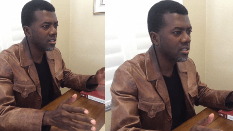 """""""The opposite Of Stingy Woman Is A Hardworking Woman, Not Closing Legs""""-Reno Omokri Tells Women"""