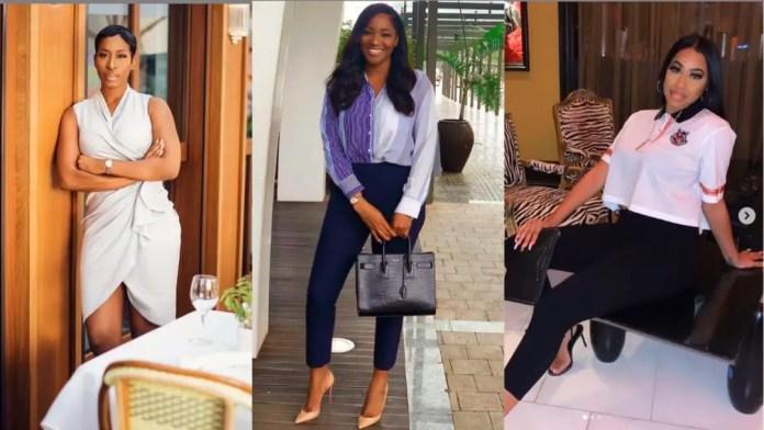 More Info & Photos Of The Three Known Sideschics of Nigerian Billionaire Aliko Dangote
