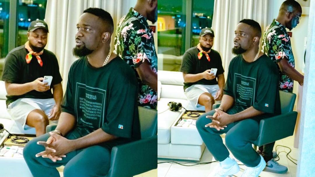 """My new song will either make you cry or laugh"" – Rapper Sarkodie says as he readies to drop new banger titled #ComeBack"