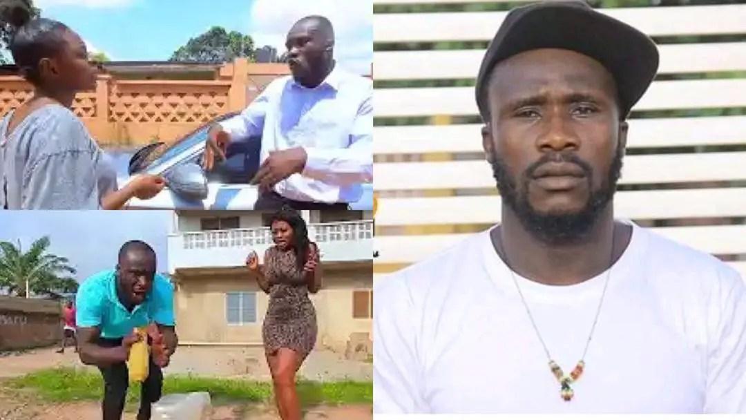 Meet Ras Nene aka Likee: The Kumawood Actor Who Is Redefining Comedy In Ghana