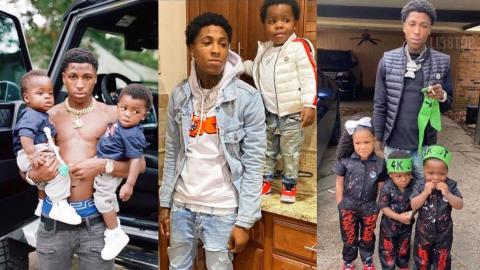 Meet NBA Youngboy: The American Rapper Who At Age 21 Already Has 7 Kids