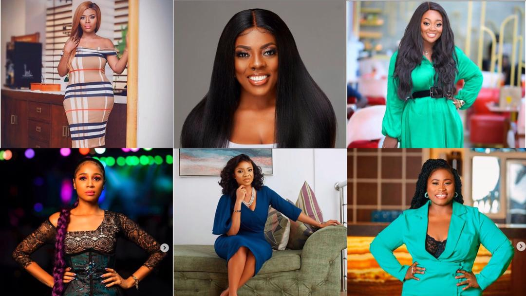 List Of 16 Successful Ghanaian Female Celebrities Who You Probably Do Not Know Are Still Single