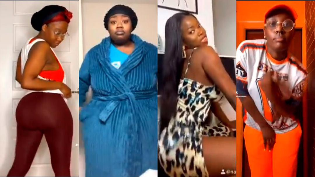 #BussItChallenge: Popular videos shared by ladies on social media you probably have not seen yet