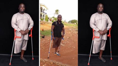 Joseph Makabu: Akufo-Addo names physically challenged farmer as Minister-designate for Oti Region