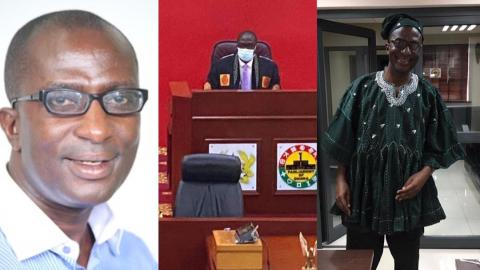 Andrew Amoako Asiamah: Inspiring story of the sacked MP who later becomes Deputy Speaker