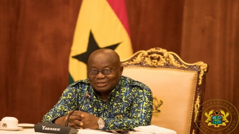 President Akufo-Addo names new appointees to his office for the second term