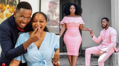 Baby Mama Of Cyril From Yolo Fame Melts Heart With Her Birthday Message To Him