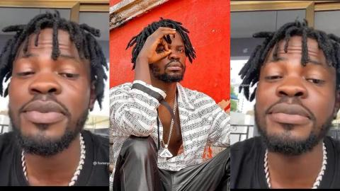 Don't Ask Me Money If You're My Friend And You Post Music From Others – Fameye