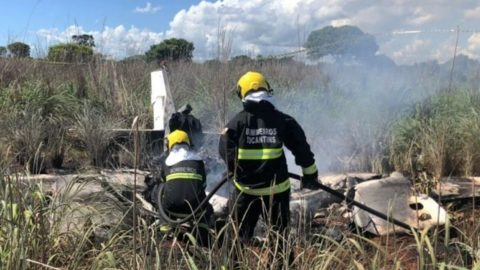 Four Players And President Of Brazilian Club Plamas Killed In Plane Crash