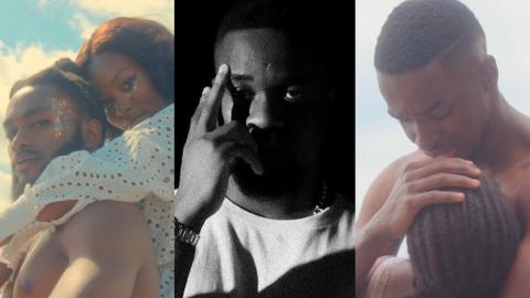 Sarkodie Releases Behind The Scene Photos For His New Music Video