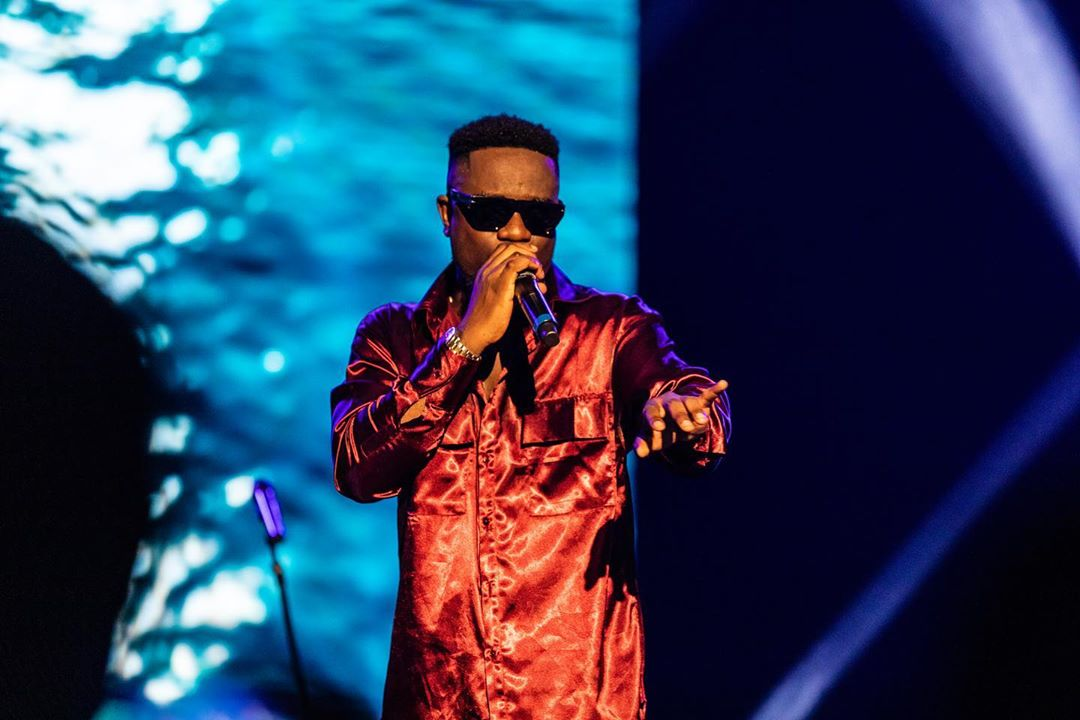 Rapper Sarkodie nominated for MTV Africa Music Awards 2021 [Full List Of Nominees]