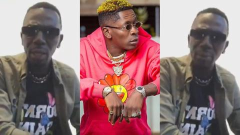 Shatta Wale Is Going Around Telling People Not To Promote My Music – Joint 77 Painfully Reveals, Says He Has Screenshot