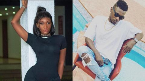 Hater – Wendy Shay Blasts Keche Joshua As She Replies Him For Claiming She Is Oppressed