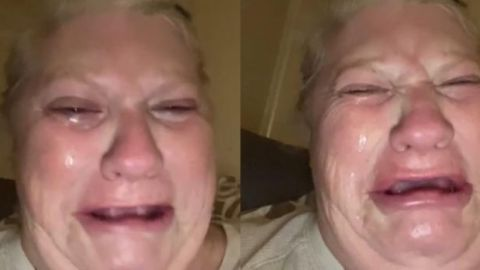 White Woman Won't Stop Crying After She Was Ripped Off By A Scammer- Video