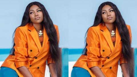 Yvonne Nelson Narrates How She Thinks She Was Charmed On Set To Go Blind (Video)