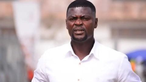 "GPL: Medeama Head Coach ""Samuel Boadu"" Resigns"