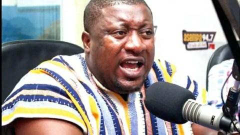Mahama's Lawyers Wanted to Use the Backdoor – Henry Nana Boakye