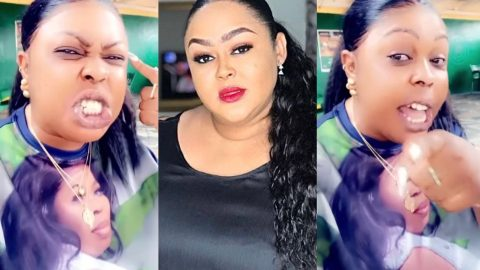 """""""Tell Ghanaians About The NDC Man At The Radio Station Who Slept With You Before I Do"""" – Afia Schwar Releases New Keys On Vivian Jill"""