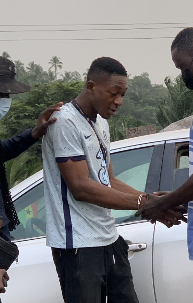 Ghanaian Rapper Arrested for Allegedly Stealing Girlfriend's GH¢10,000
