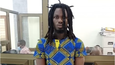 Man Who Locked Up Police Officer And ECG Official In His Shop Arrested