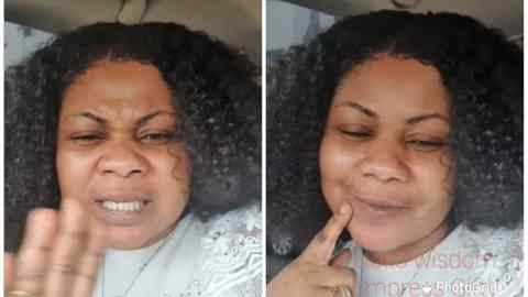 VIDEO: They Pretend To Be Your Friend And Stab You In The Back By Broadcasting Your Secrets, Stay Away From Them – Empress Gifty Advises