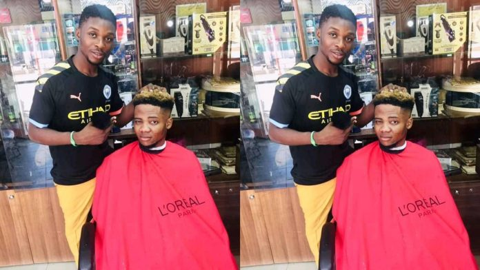 Barber arrested for giving customers secular haircuts that 'insults' Islam