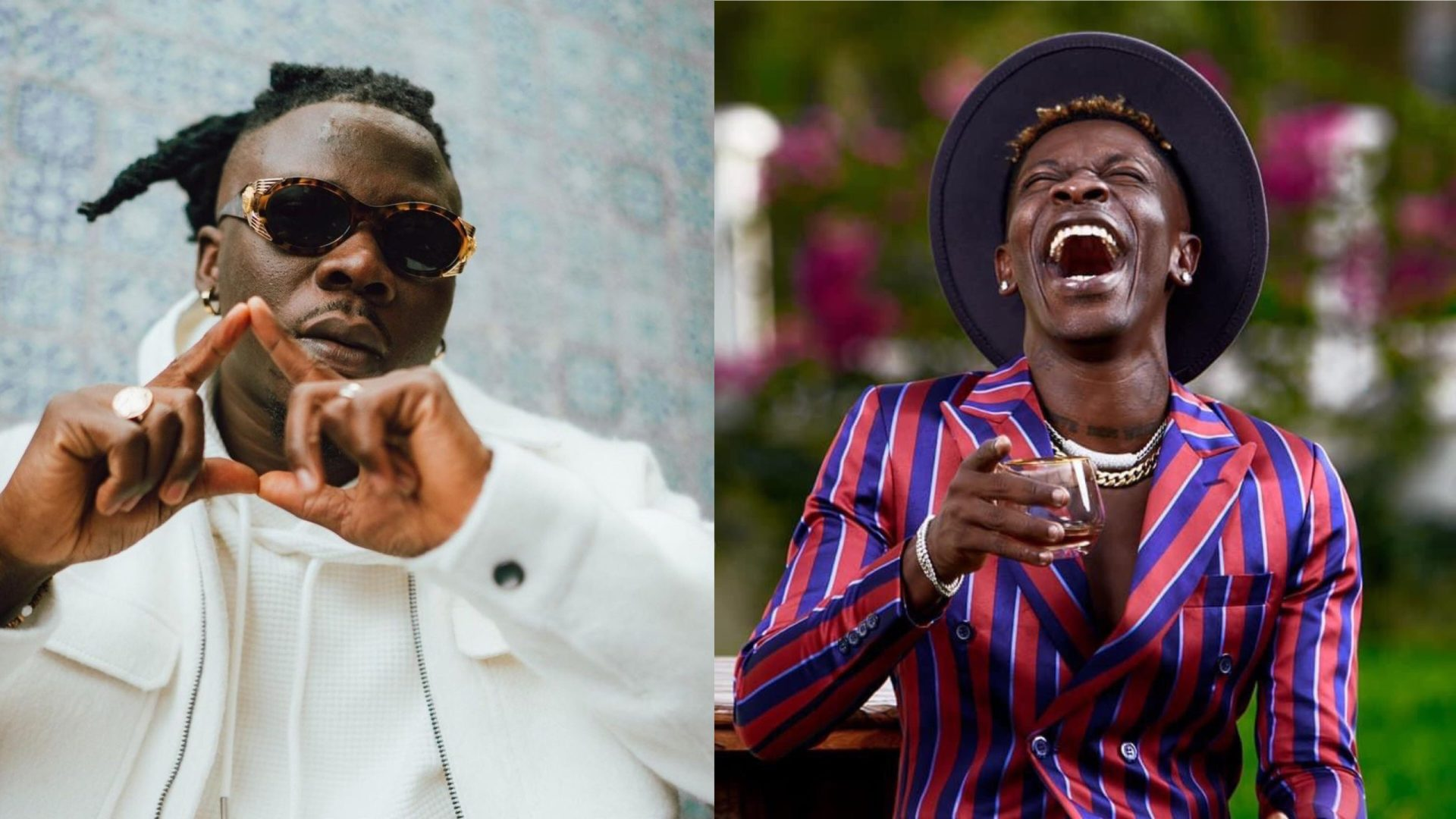 Shatta Wale did better on his 1Don track than Stonebwoy has done on his 1Gad track – Fans' reactions