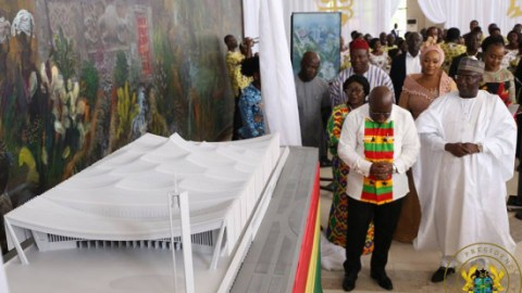 """""""We shall surely build the National Cathedral, it is a priority"""" – Government"""