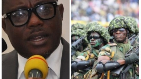 Soldiers Pound Fufu In The Homes Of  Some Ministers- Professor Gyampo
