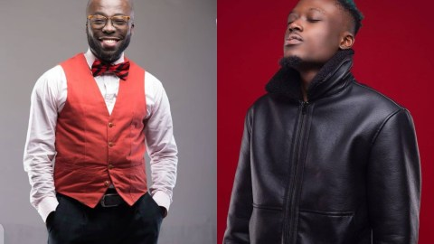 (VIDEO) Andy Dosty And Okesse Patch Things Up As They Apologize To Each Other, With Andy Advising Him To Stop Being Arrogant