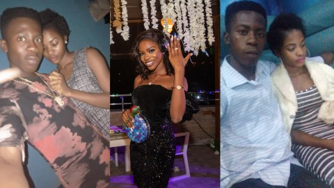 """Young Man Finally Proposes Marriage To Fiancee Who Stayed With Him When He Was """"Broke"""" (+Photos)"""