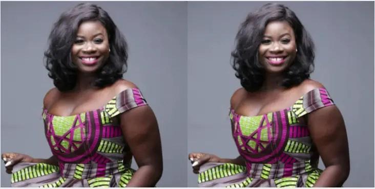Mercy Bee on e.TV Ghana's Girl Vibes
