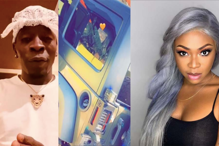 Shatta Wale Exposes 'Ungrateful' Michy