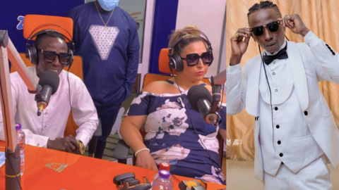VIDEO: 'I Am The Most Popular Ghanaian Artiste In The World'- Patapaa Brags