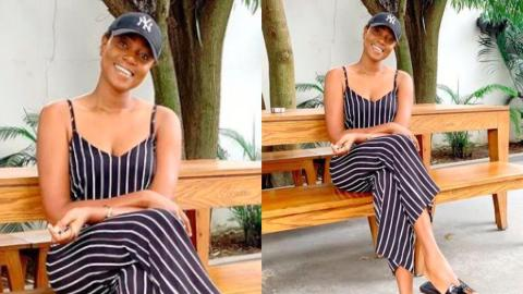 Stop Wasting Money On Slim Teas, Go To The Gym If You Want To Lose Weight Instead Of Squishing Your Organs For Tapoli Shape – Yvonne Nelson Advises Women