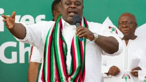 We Shall Re-Build the NDC – Koku Anyidoho