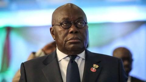 Nana Akufo Addo to sack ministers nurturing presidential ambition