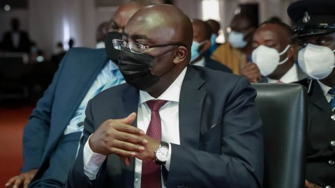 Akufo-Addo will soon resign for Bawumia to take Over but he can never be president beyond 2024 – Nigel Gaisie
