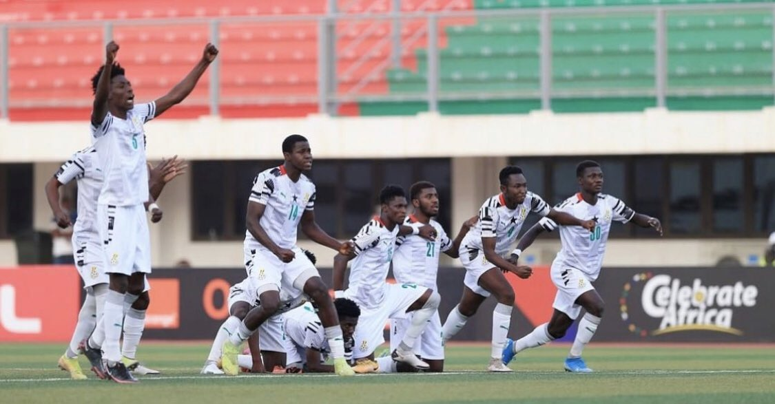Black Satellites beat Gmabia to reach U20 AFCON for the first time since 2013