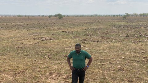 With all the arable land Ghana has, we still import food because there's no plan – John Dumelo shades the gov't