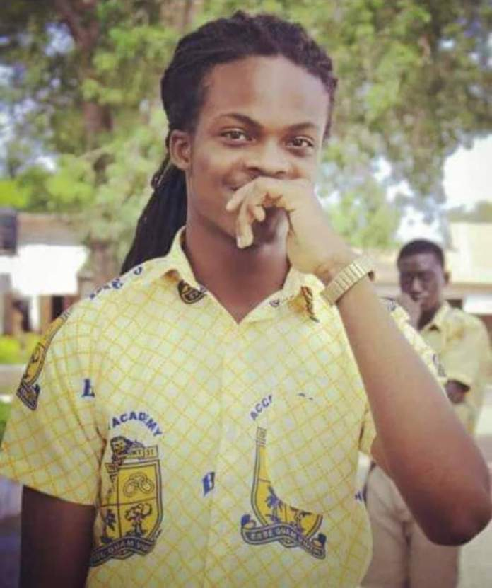 Accra Academy gives admission to Rasta Boy who was rejected by Achimota 4