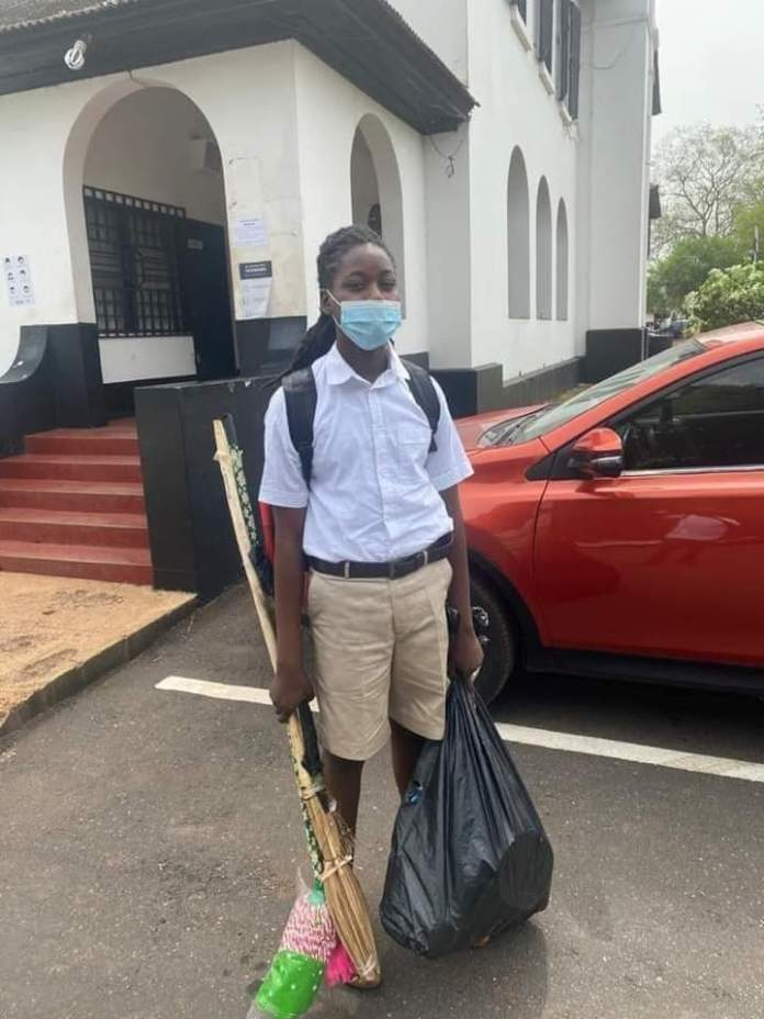 Accra Academy gives admission to Rasta Boy who was rejected by Achimota 3