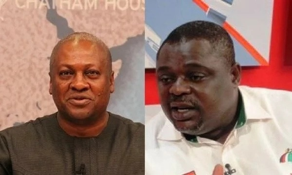 """""""Provide their identities if you claim the security agencies are filled with thugs who rob people"""" – Koku Anyidoho tackles Mahama [Details]"""