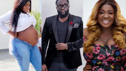 Tracey Boakye Finally Reacts To Rumors That Obrempong Is Responsible For Her Third Pregnancy And Father Of Her Second Child