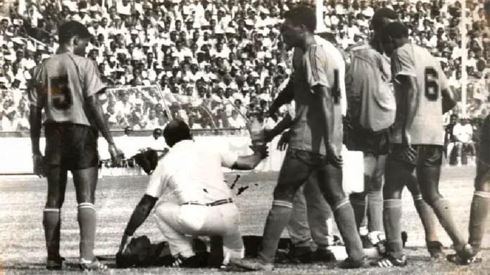 India 99-1 Ghana : Did it really happen? Tracing the origin of football's greatest myth