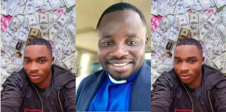 Rev Isaac Frimpong warns Twene Jonas