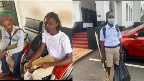 Breaking: Court orders Achimota School to admit Rastafarian Student immediately