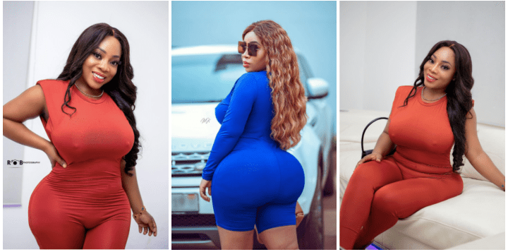 I have no regrets about topping up my bortos – Moesha