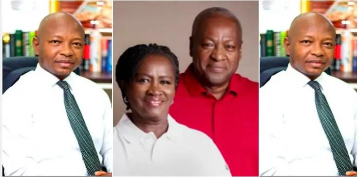 Mahama Must Sack Naana Jane For A Better Running Mate – Ras Mubarak