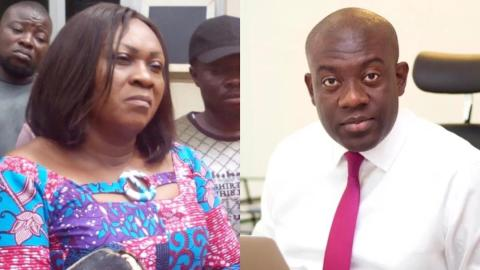 Despite NDC MPs earlier rejection, Majority approves Hawa Koomson, Kojo Oppong Nkrumah as ministers